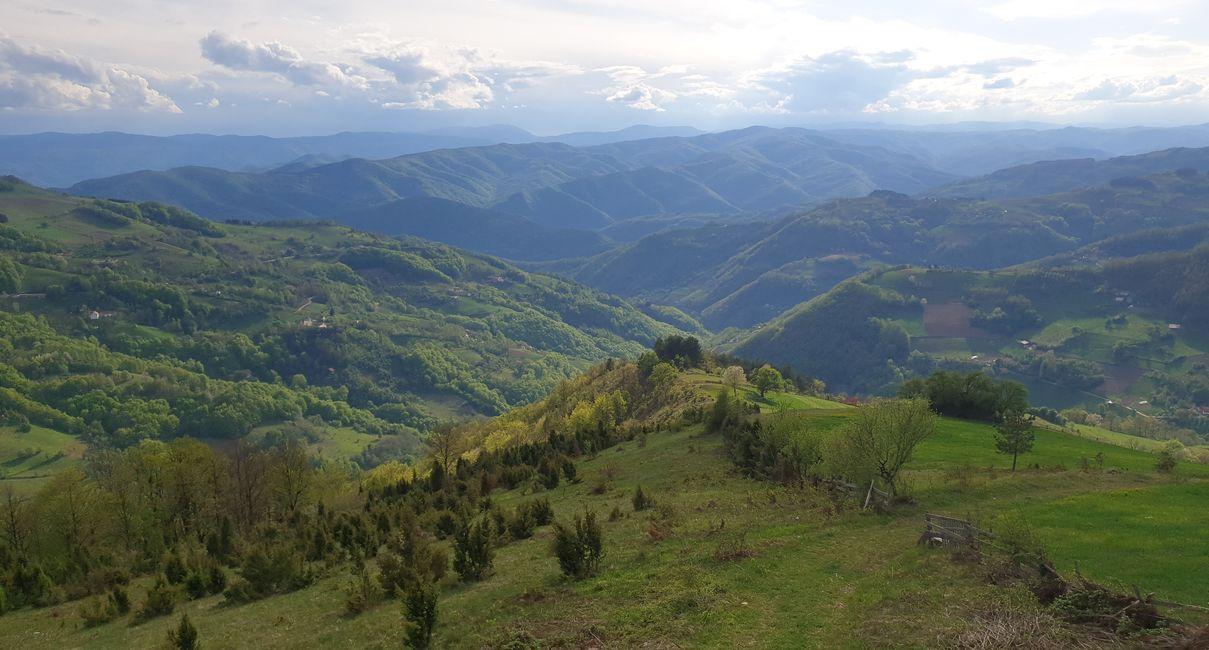Tara Gebirge
